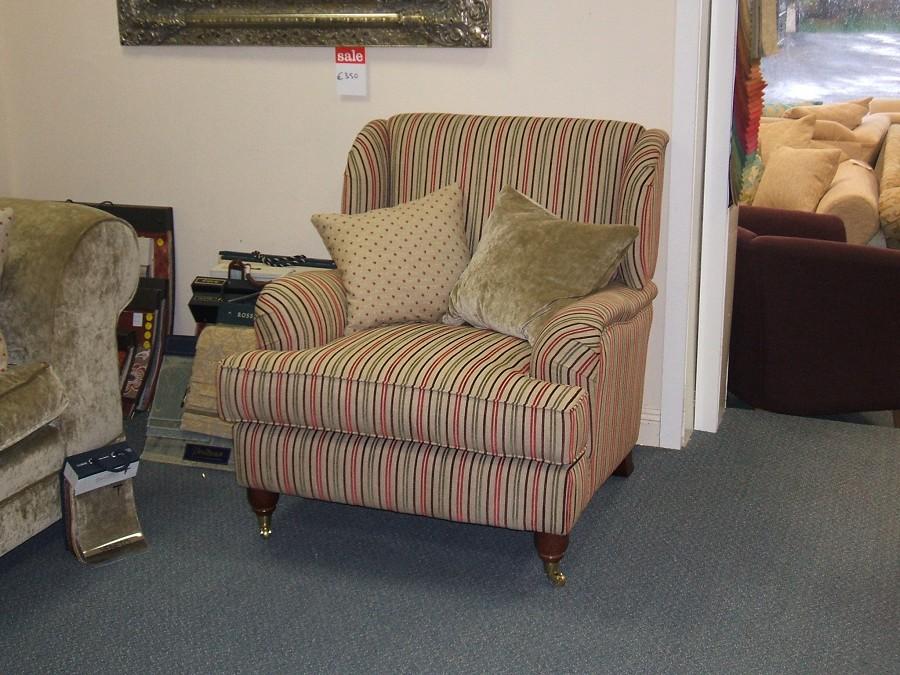 davenport wing chair